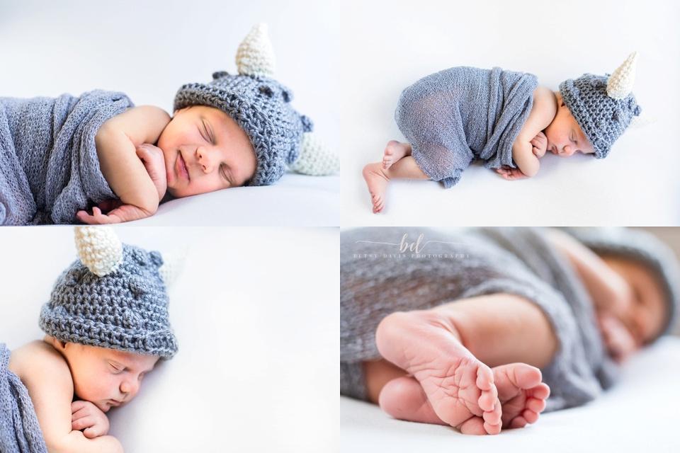 Saint Joseph MO newborn photographer