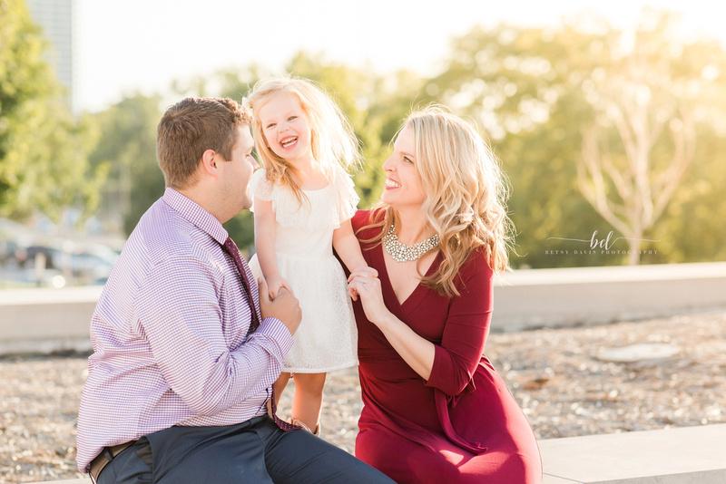 Kansas City liberty memorial family photos