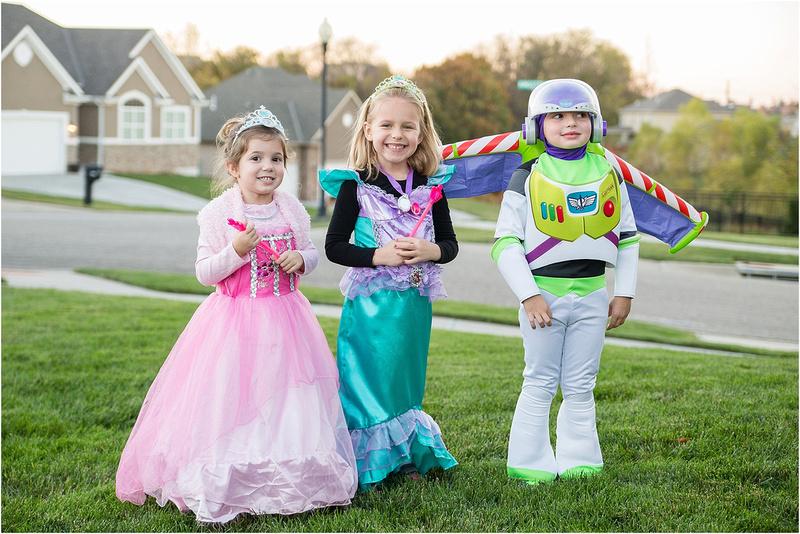 How to take Halloween Photos of Kids