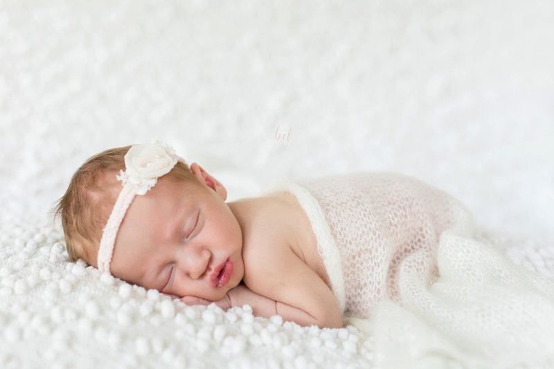 Saint Joseph MO Newborn Photographer