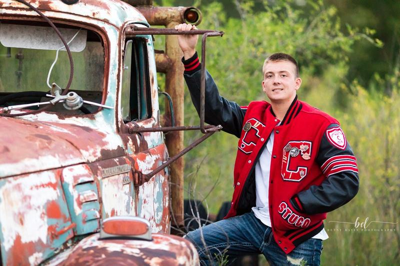 Saint Joseph MO senior photos